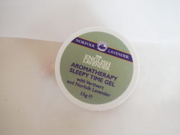 Norfolk Lavender sleepy time gel