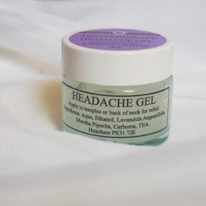 Norfolk Lavender headache gel