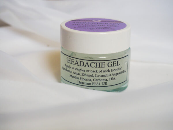 Norfolk Lavender headache gel
