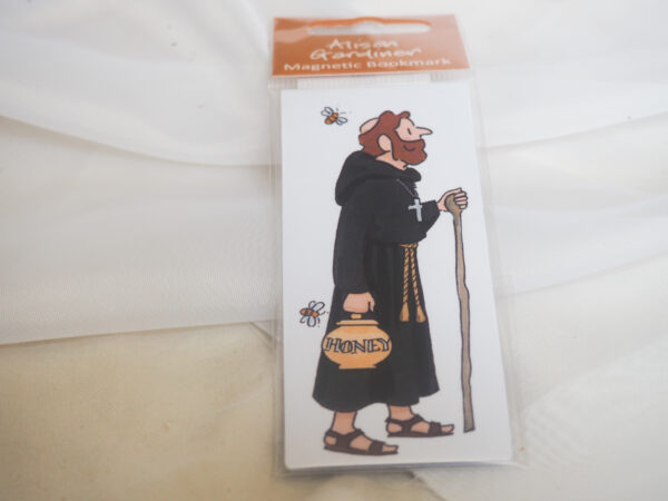 Alison Gardiner Monks Bookmark